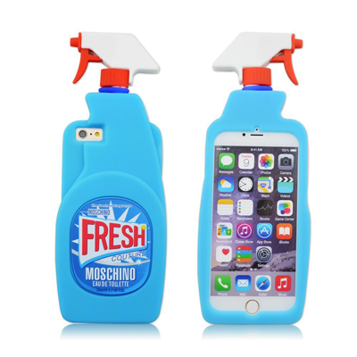 Knockoff Moschino Windex iPhone 6/6s Case