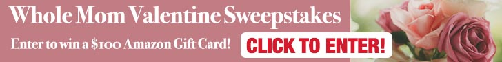 Valentine's Sweepstakes ad